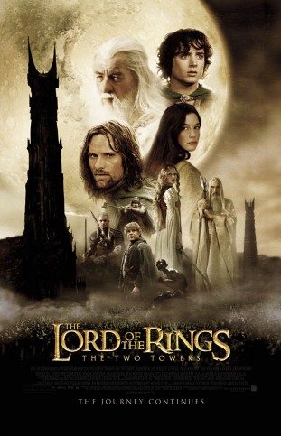 The Lord of the Rings The Two Towers 2002 filmas