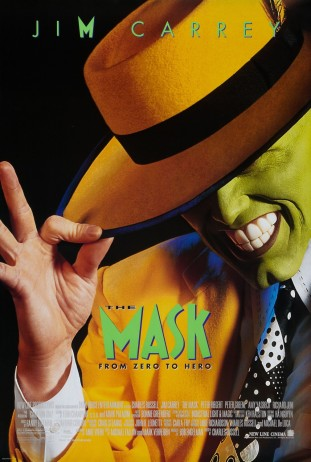 The Mask 1994 filmas