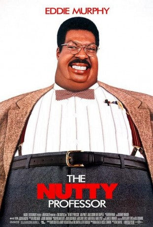 The Nutty Professor 1996 filmas