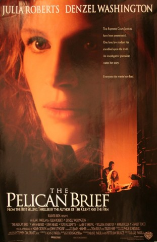 The Pelican Brief 1993 filmas