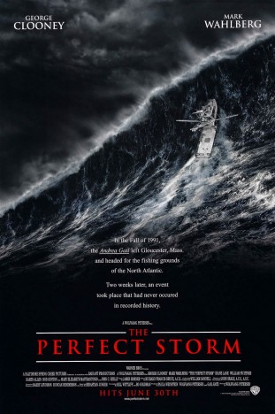 The Perfect Storm 2000 filmas