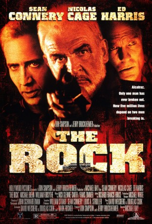The Rock 1996 filmas
