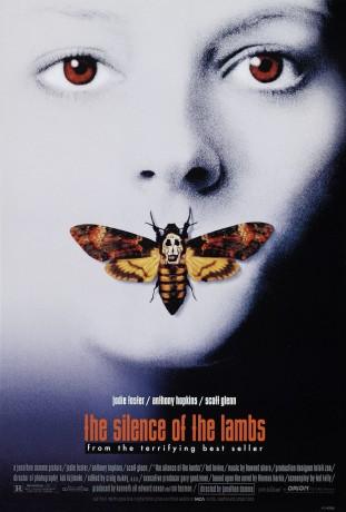 The Silence of the Lambs 1991 filmas