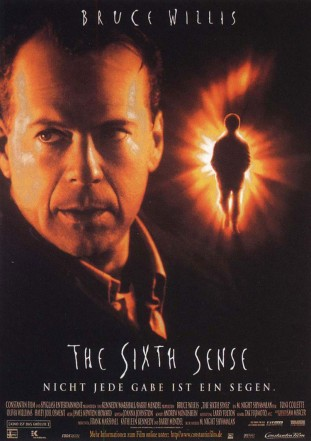 The Sixth Sense 1999 filmas