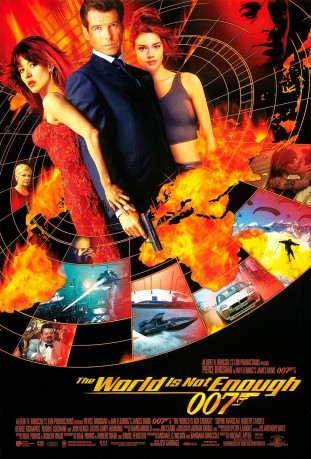 The World Is Not Enough 1999 filmas