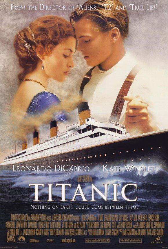 Titanic 1998 filmas