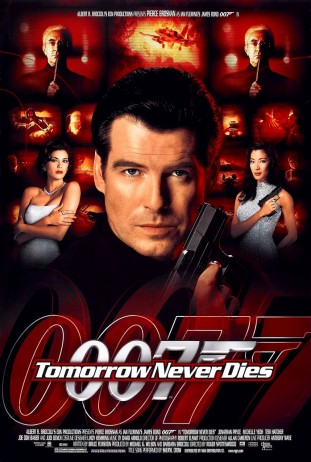 Tomorrow Never Dies 1997 filmas