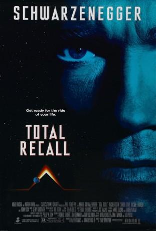 Total Recall 1990 filmas