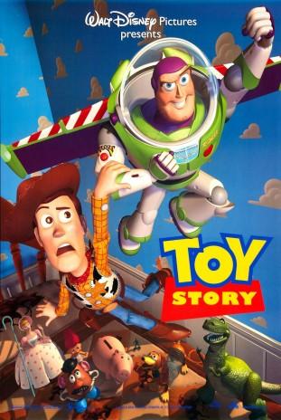 Toy Story 1995 filmas