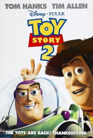 Toy Story 2 1999 filmas