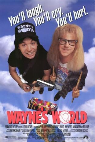 Waynes World 1992 filmas