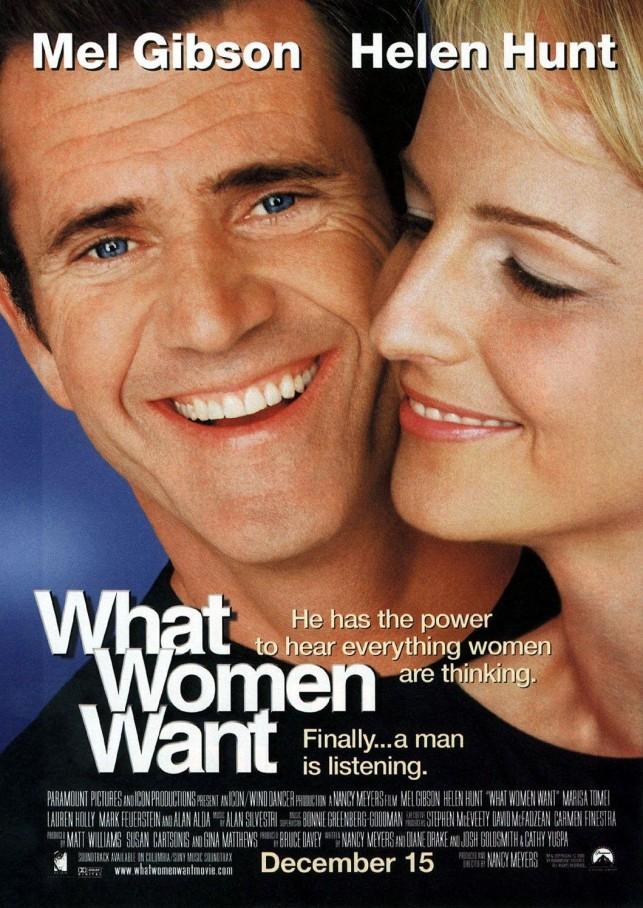 What Women Want 2000 filmas