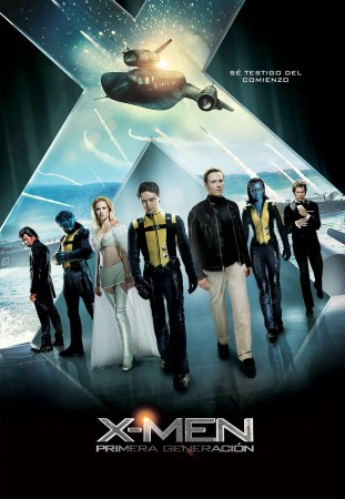 X-Men First Class 2011 filmas