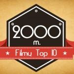 2000 m. filmų Top 10