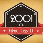 2001 m. filmų Top 10