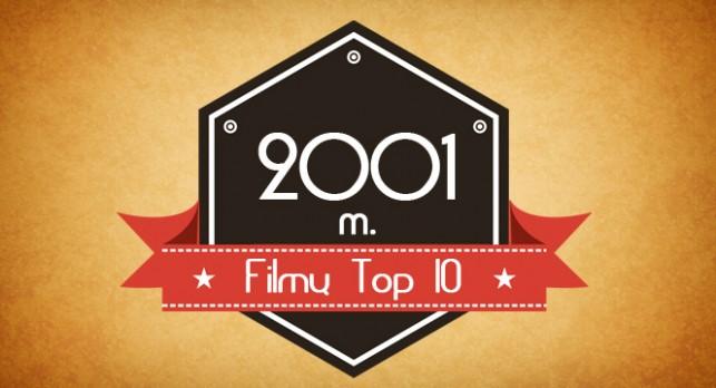 2001 metu filmu top 10