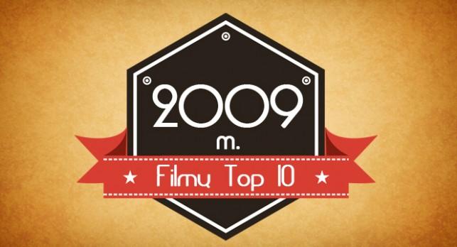 2009 metu filmu top 10