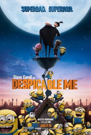 Despicable Me 2010 filmas
