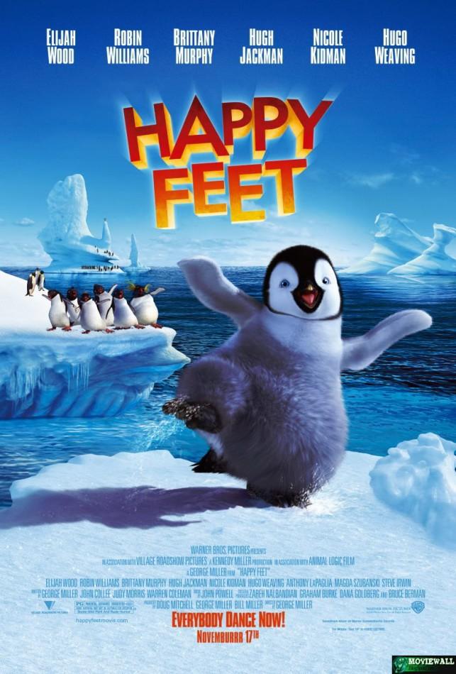 Happy Feet 2006 filmas