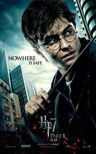 Harry Potter and the Deathly Hallows Part 1 2010 filmas