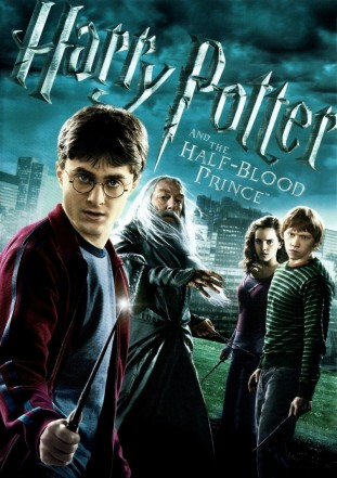 Harry Potter and the Half-Blood Prince 2009 filmas