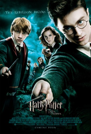 Harry Potter and the Order of the Phoenix 2007 filmas