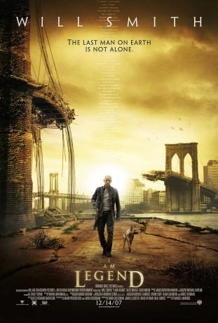 I Am Legend 2007 filmas