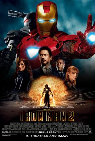 Iron Man 2 2010 filmas