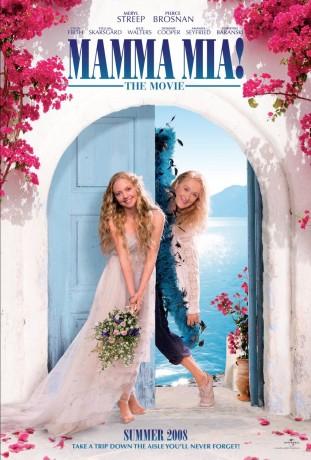 Mamma Mia 2008 filmas