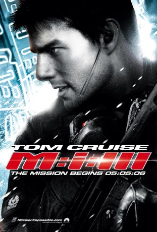 Mission Impossible 3 2006 filmas