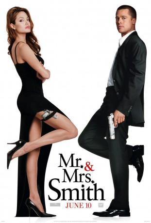 Mr & Mrs Smith 2005 filmas