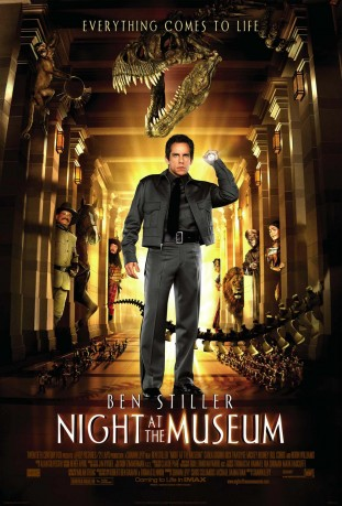 Night at the Museum 2006 filmas