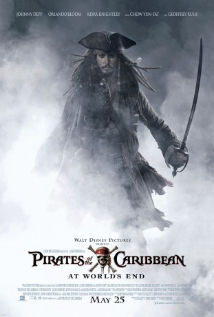 Pirates of the Caribbean At Worlds End 2008 filmas