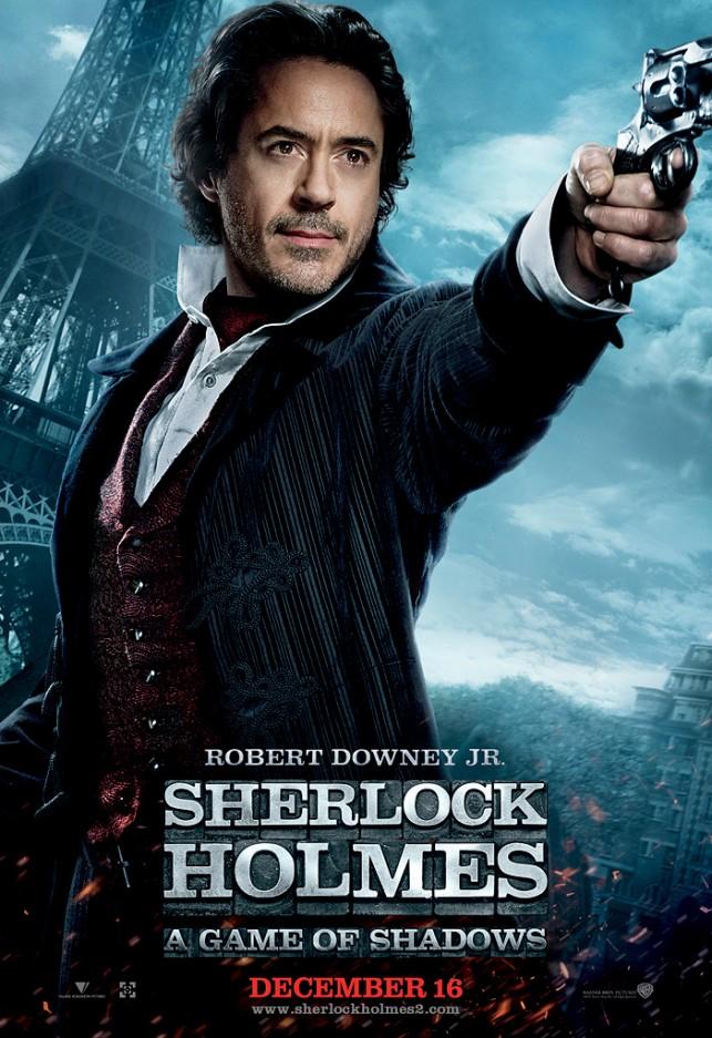 Sherlock Holmes 2009 filmas