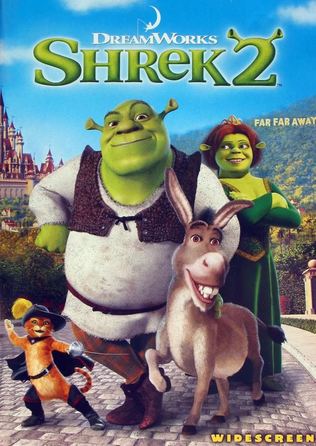 Shrek 2 2004 filmas