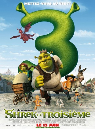 Shrek the Third 2007 filmas