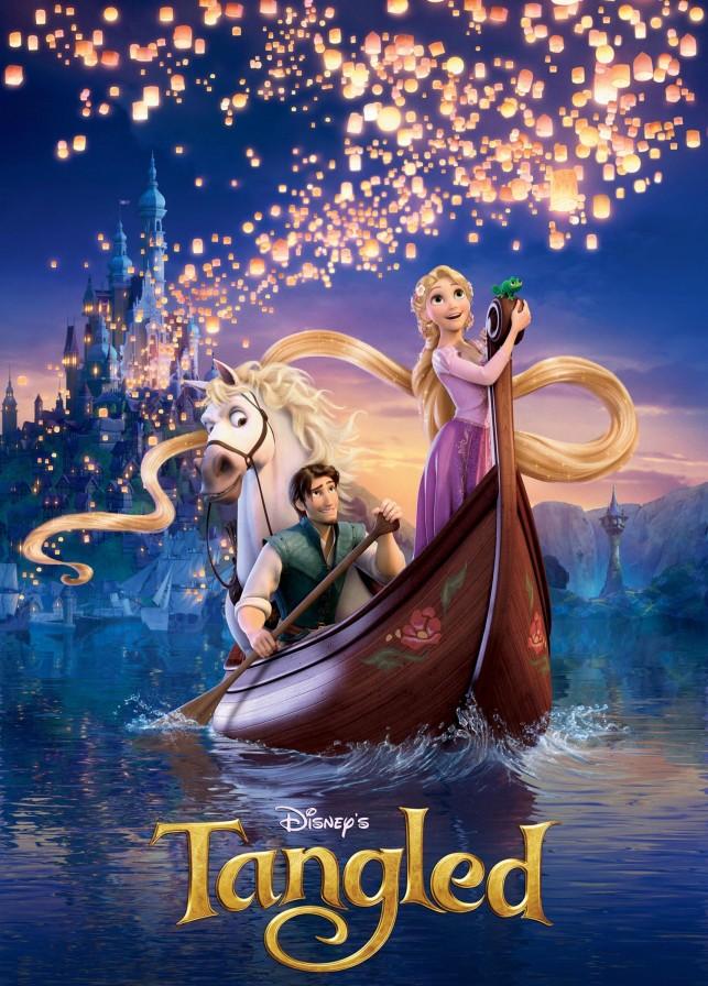 Tangled 2010 filmas