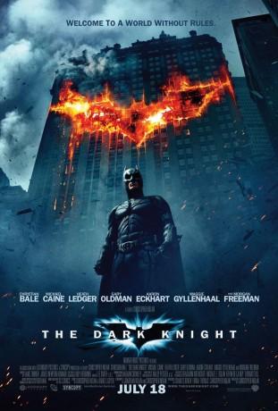 The Dark Knight 2008 filmas