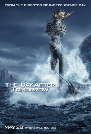 The Day After Tomorrow 2004 filmas