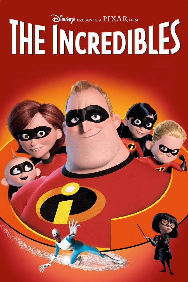 The Incredibles 2004 filmas