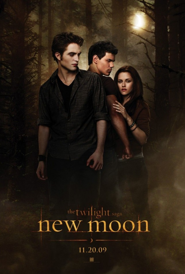 The Twilight Saga New Moon 2009 filmas