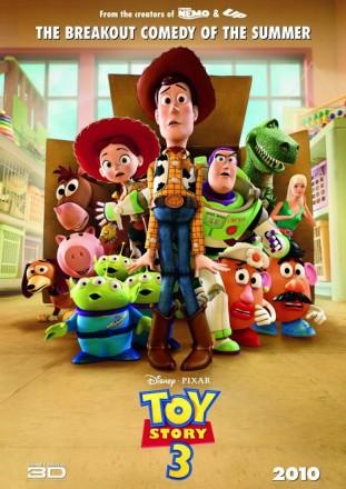 Toy Story 3 2010 filmas