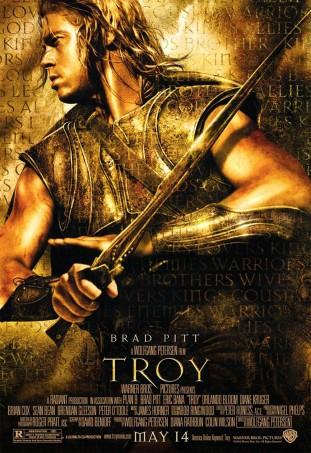Troy 2004 filmas