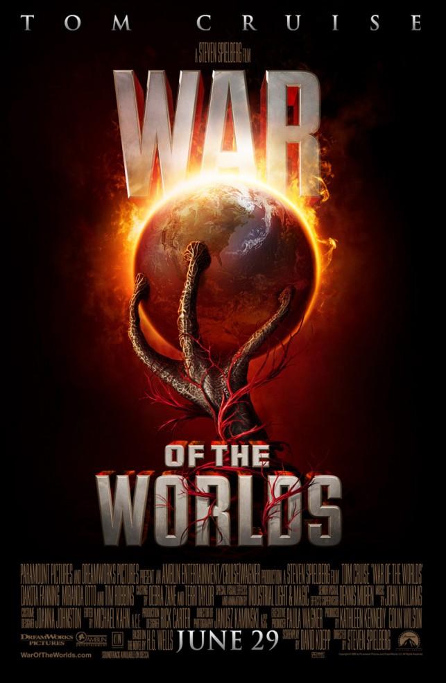 War of the Worlds 2005 filmas
