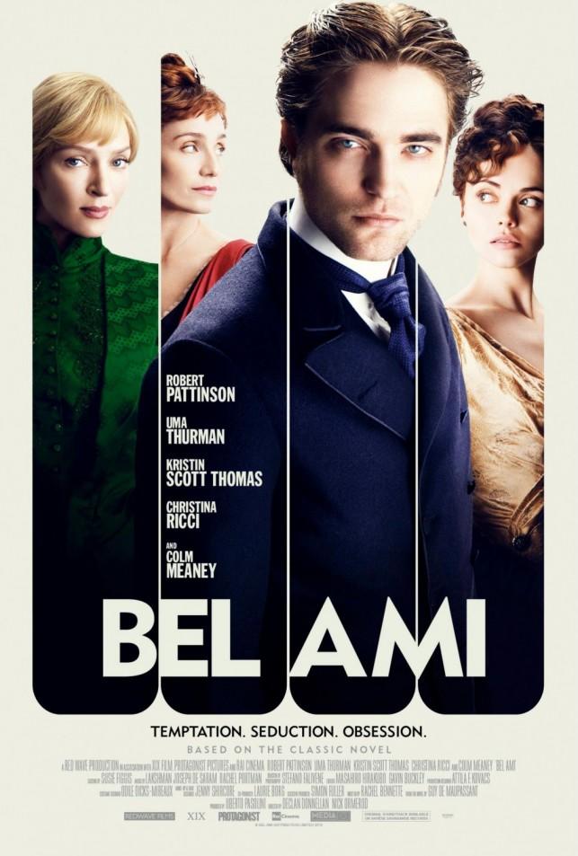 Bel Ami 2012 filmas
