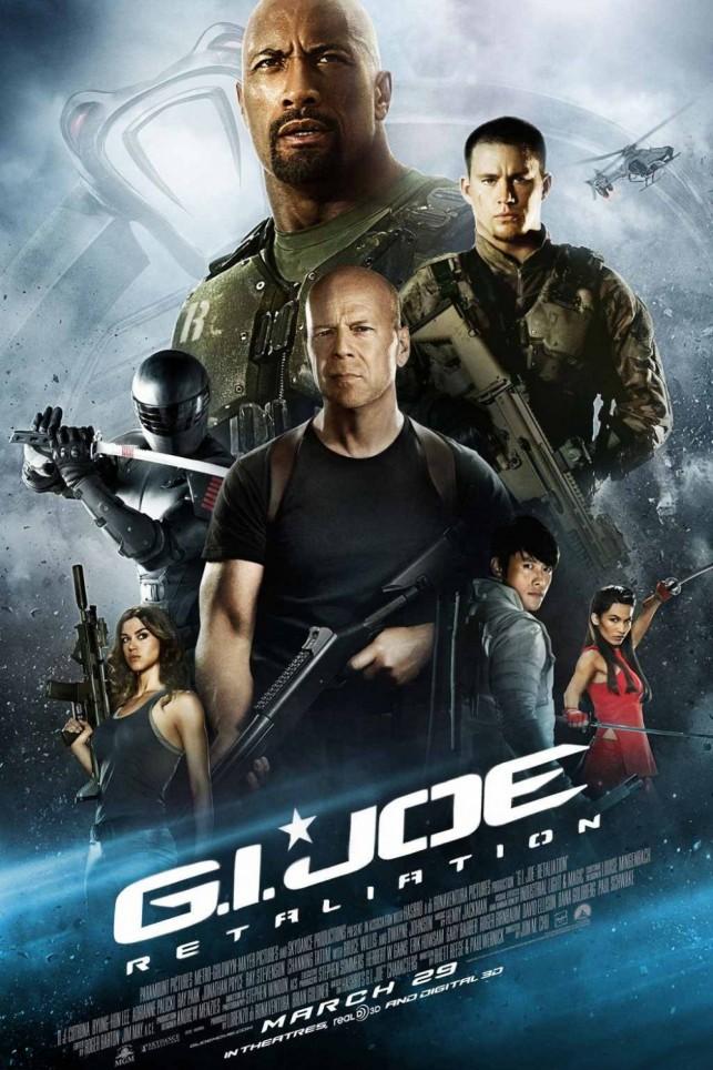 G I Joe Retaliation 2013 filmas