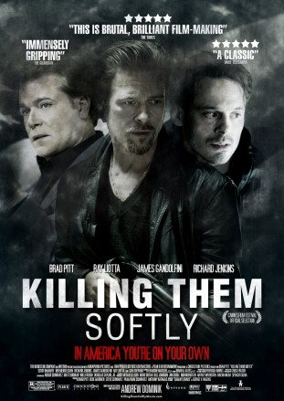 Killing Them Softly 2012 filmas
