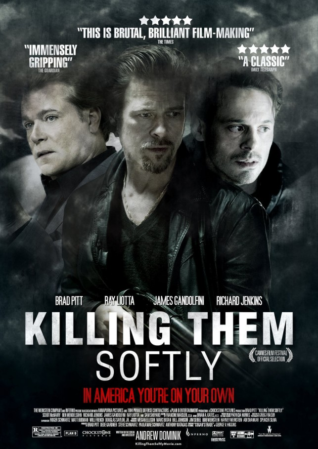 Killing Them Softly 2012 filmas