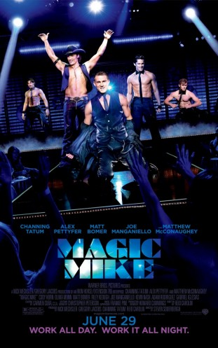 Magic Mike 2012 filmas