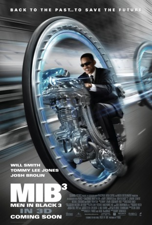 Men in Black 3 2013 filmas